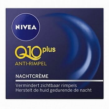 Nivea Visage Nachtcreme Q10 Plus 50ml