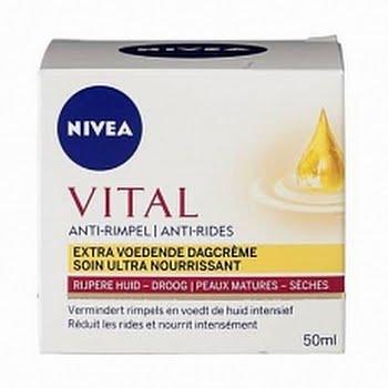 Nivea Vital Extra Voedende Dagcreme 50ml