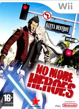 No More Heroes (Nintendo Wii)