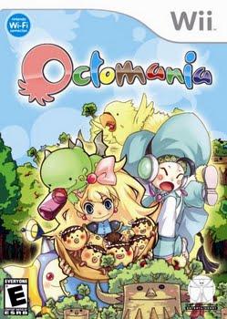 Octomania (Nintendo Wii)