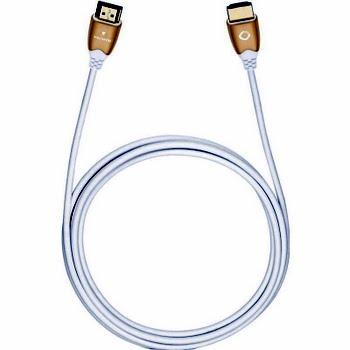 Oehlbach Slim Vision HDMI Kabel 1,25 meter