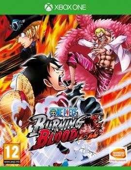 One Piece Burning Blood (DLC + Steelbook) (Xbox One)