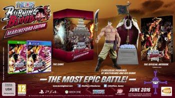 One Piece Burning Blood Marineford Edition (Xbox One)