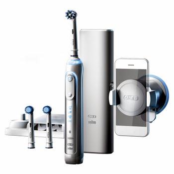 Oral-B Genius 8000S Elektrische Tandenborstel