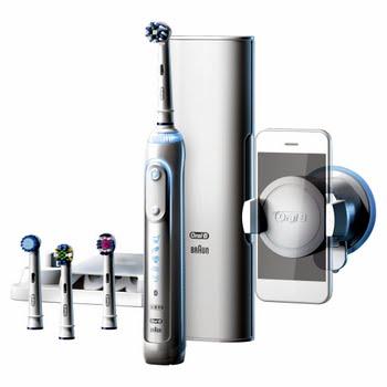 Oral-B Genius 9000 Witte Elektrische Tandenborstel