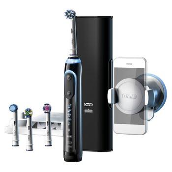 Oral-B Genius 9000 Zwarte Elektrische Tandenborstel