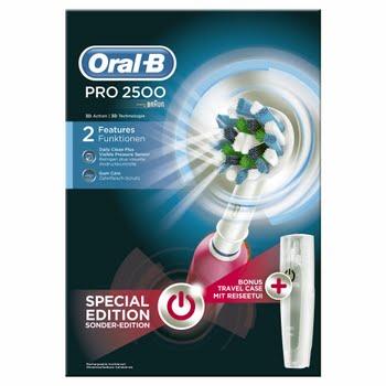 Oral-B PRO 2500 Roze
