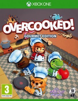 Overcooked! Gourmet Edition (Xbox One)