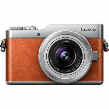 Panasonic Lumix DC-GX800 Oranje + Lumix G 12-32mm f/3.5-5.6