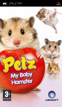 Petz My Baby Hamster (Sony PSP)