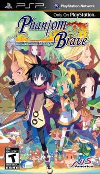 Phantom Brave the Hermuda Triangle (Sony PSP)