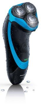 Philips AquaTouch elektrisch scheerapparaat, nat/droog AT750/16