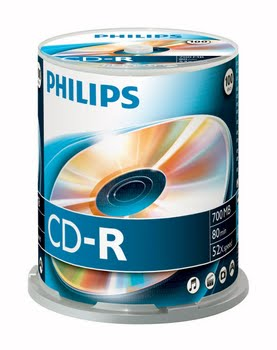Philips CD-R CR7D5NB00/00