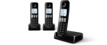 Philips Draadloze telefoon D2303B/22