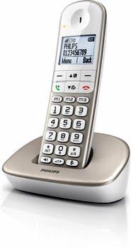 Philips Draadloze telefoon XL4901S/22