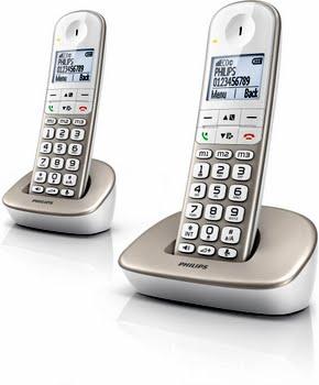 Philips Draadloze telefoon XL4902S/22
