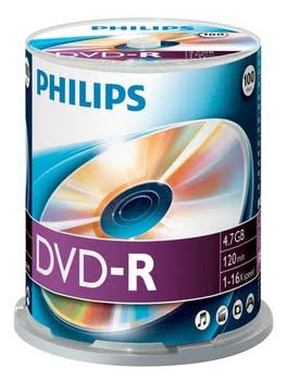 Philips DVD-R DM4S6B00F/00