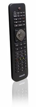 Philips Perfect replacement SRP5018/10 IR Draadloos Drukknopen Zwart afstandsbediening