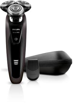 Philips SHAVER Series 9000 elektrisch scheerapparaat, nat/droog S9031/12 scheerapparaat