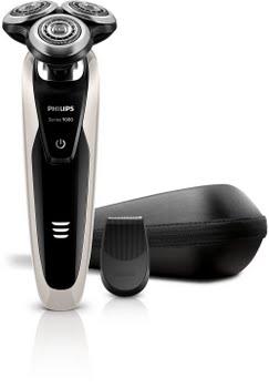 Philips SHAVER Series 9000 elektrisch scheerapparaat, nat/droog S9041/12 scheerapparaat