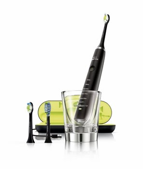 Philips Sonicare DiamondClean Sonische, elektrische tandenborstel HX9353/56