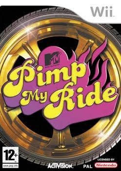 Pimp My Ride (Nintendo Wii)