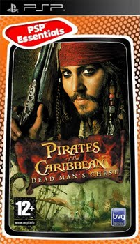 Pirates of the Caribbean Dead Man's Chest (essentials) (Sony PSP)