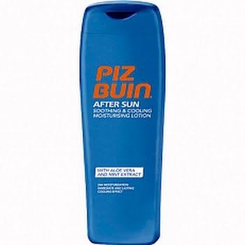 Piz Buin Soothing and Cooling Moisturising After Sun Lotion 200ml