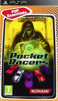 Pocket Racers (essentials) (Sony PSP)