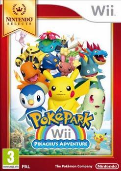 PokePark Pikachu's Adventure (Nintendo Selects) (Nintendo Wii)