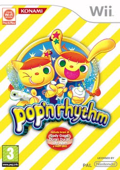 Pop'n Rhythm (Nintendo Wii)