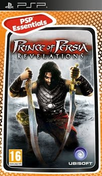 Prince of Persia Revelations (essentials) (Sony PSP)