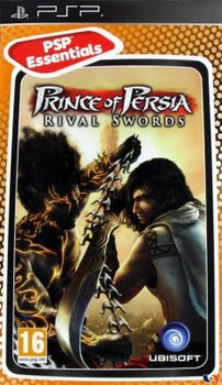 Prince of Persia Rival Swords (essentials) (Sony PSP)