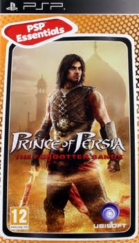 Prince of Persia The Forgotten Sands (essentials) (Sony PSP)