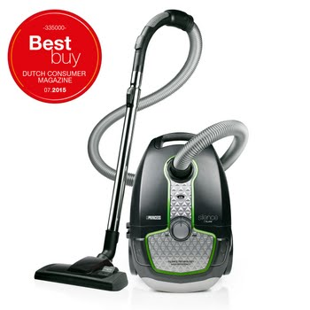 Princess 335000 Vacuum Cleaner Silence DeLuxe