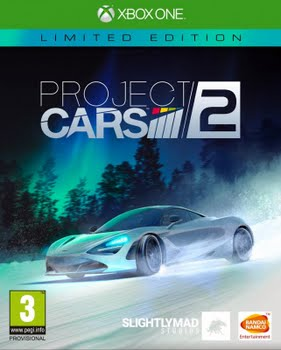 Project Cars 2 (Limited Edition) (Xbox One)