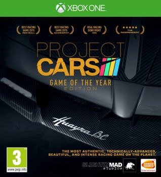 Project Cars (Game of the Year) (Xbox One)