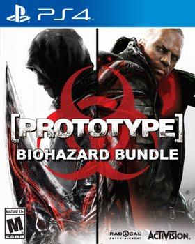 Prototype Biohazard Bundle (PS4)