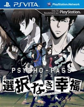 Psycho-Pass Mandatory Happiness (PS Vita)