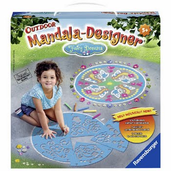 Ravensburger Outdoor Mandala-Designer fee-dromen