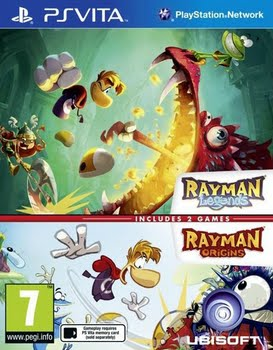 Rayman Legends + Rayman Origins (Double Pack) (PS Vita)