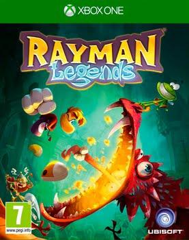 Rayman Legends (Xbox One)