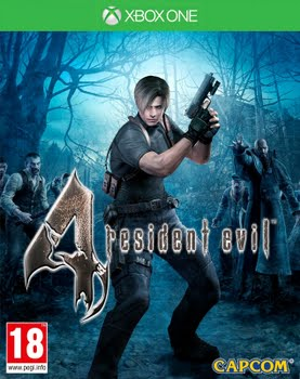 Resident Evil 4 Remastered (Xbox One)