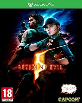 Resident Evil 5 Remastered (Xbox One)