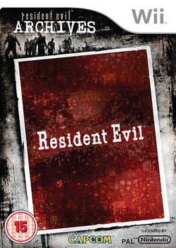Resident Evil Archives (Nintendo Wii)