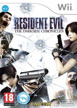 Resident Evil the Darkside Chronicles (Nintendo Wii)