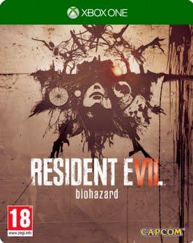 Resident Evil VII Biohazard (steelbook) (Xbox One)