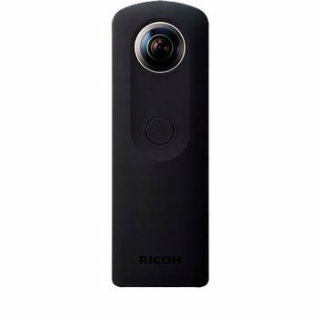 Ricoh Theta S Handcamcorder 14MP CMOS Full HD Zwart
