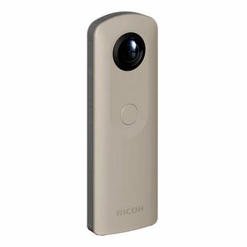 Ricoh THETA SC Handcamcorder 14MP CMOS Full HD Beige