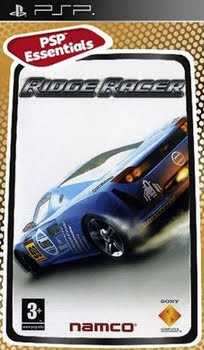 Ridge Racer (essentials) (Sony PSP)